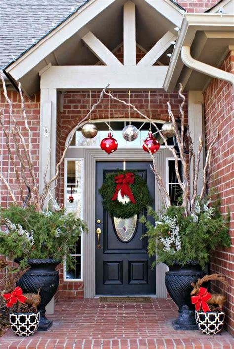 Decoration Porte Noel by D 233 Coration De No 235 L 50 Id 233 Es Cool Pour Votre Int 233 Rieur