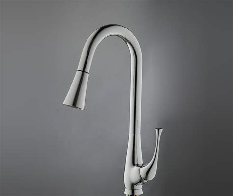 kitchen sink faucet sprayer passaic chrome finish kitchen sink faucet with pull out