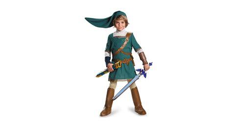 child link prestige costume legend of zelda link prestige child costume