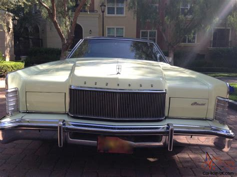 1974 lincoln town coupe pristine 1974 coupe 460 4v lincoln continental town coupe