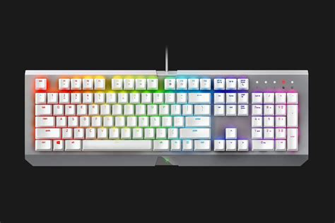 Keyboard Gaming Illusion Blacksteel Chroma Mechanical Gaming Keyboard Razer Blackwidow X Chroma