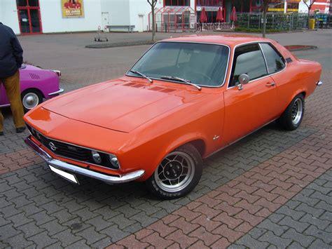 Opel Manta by Opel Manta A 1970 1975 Der Manta Wurde Als