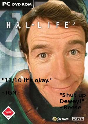 bryan cranston gordon freeman if they ever make a half life movie bryan cranston should