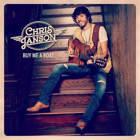 buy a boat chris janson buy me a boat album cover and track list