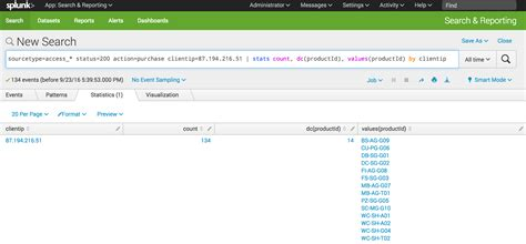 Splunk Table by Use A Subsearch Splunk Documentation