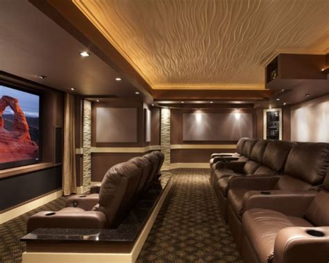home design home theater 35 modern media room designs that will blow you away