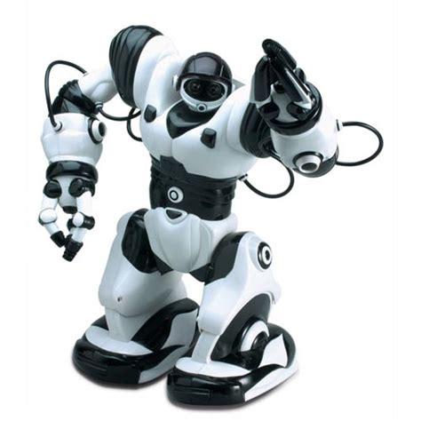 robot walmart robosapien humanoid robot remote 67 pre programmed functions new