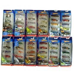 Hot Wheels 5 Car Pack Assortment Case   Mattel   Hot