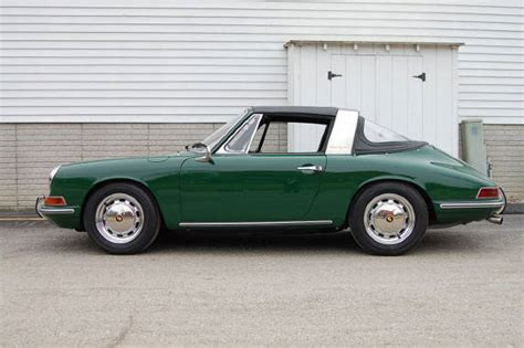 porsche targa green porsche 1968 911 l window targa green forza