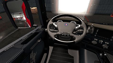 scania limited edition interiors ets mods euro truck