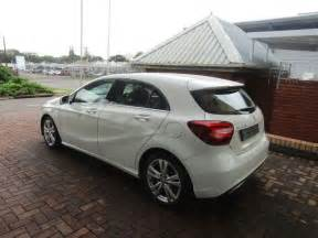 used mercedes a class a200 d demo vehicle with low