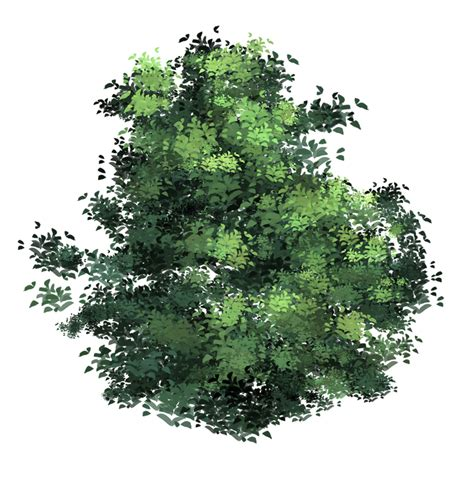 paint tool sai leaf brush anime type tree leaves brush xd by xong on deviantart