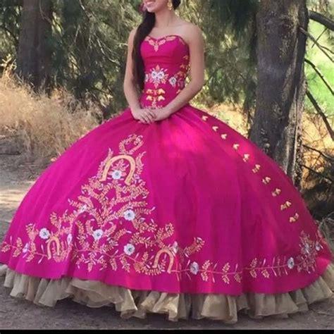 Amazon Vestidos Charro De 15 | vestido charro de xv a 241 os 8 900 00 en mercado libre