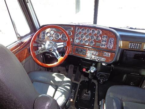 Peterbilt 379 Interior by 2004 Peterbilt 379 Stocknum Ety145 Nebraska Kansas Iowa