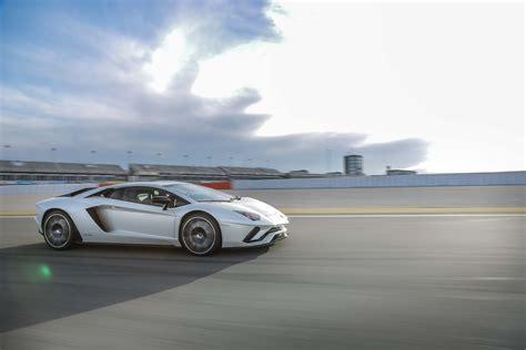 first lamborghini aventador 2018 lamborghini aventador s first drive review