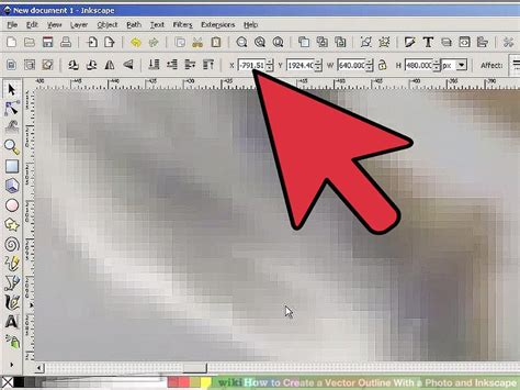 inkscape tutorial jpg to vector how to create a vector outline with a photo and inkscape