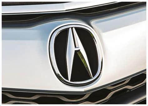 honda acura logo le logo acura les marques de voitures