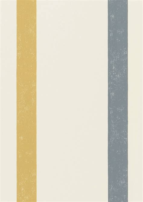 grey ochre wallpaper sabira cream beige grey blue ochre yellow pastel blue