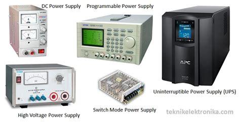 Jenis Dan Mixer Audio pengertian power supply dan jenis jenisnya teknik audio