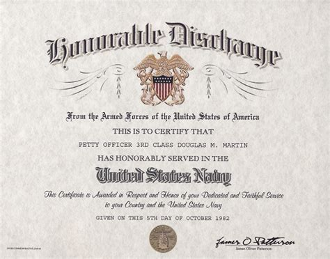honorable discharge certificate template air honorable discharge certificate pictures to pin