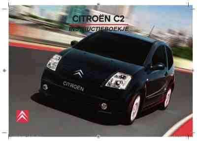 Citroen C2 Vehicles Download Manual For Free Now 2efa8