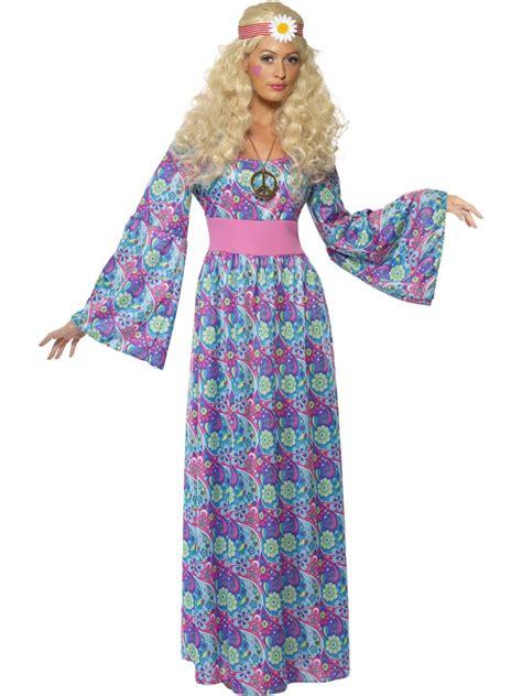 Flores Maxy flor mujer infantil 60s 70s hippy maxi disfraz traje traje