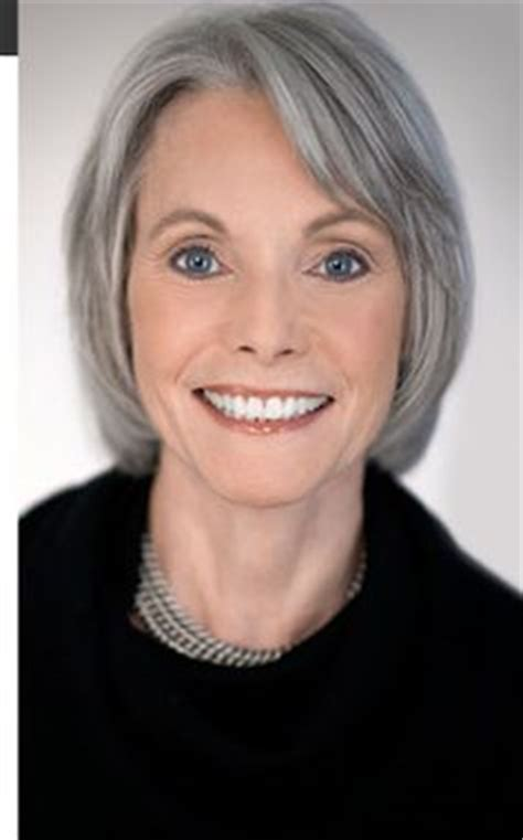 cnn reporter side gray hair dyed collar length haircuts for silver hair google search