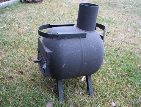 Handmade Wood Burning Stoves - propane tank stove diy stove propane