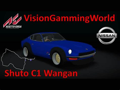 devil z vs ae86 devil z c1 wangan on assetto corsa t500rs youtube