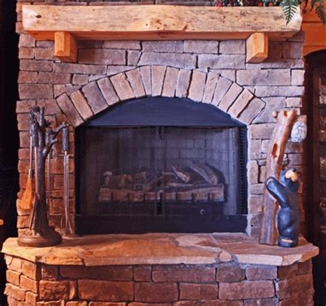 Cabin Fireplace Mantels by Log Cabin Fireplace County Home