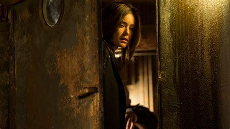 was does liz look differnet on black list will the blacklist fall finale force liz to do the