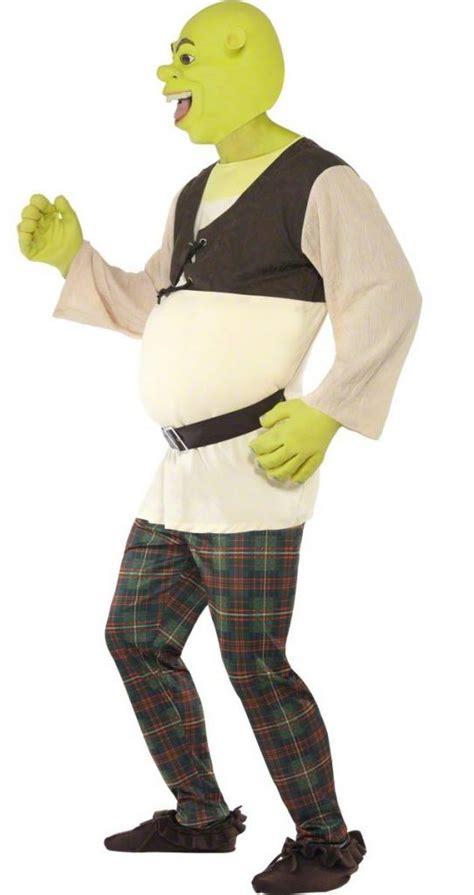 Costumes Mask Ogre Papercraft shrek fancy dress costume aq038357 karnival costumes