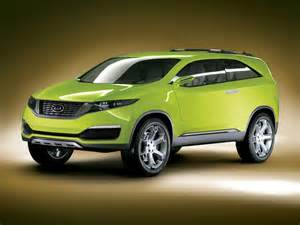 When Was Kia Established Kia Knd 4 Suv Concept Car Design