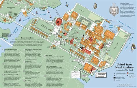 map us naval academy armel leftwich visitor center find your chesapeake