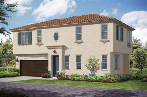 mbk homes debuts jacaranda a new home community in