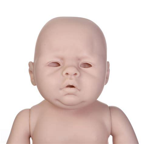 anatomically correct reborn doll kits wholesale unpainted blank reborn doll kit soft vinyl