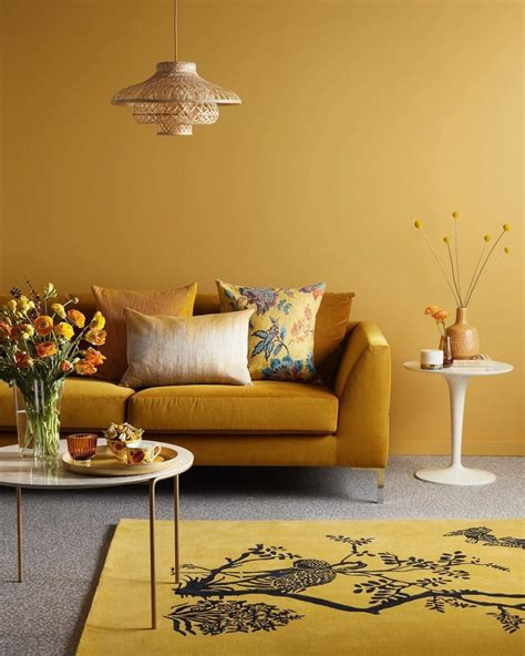 mellow yellow   decor trendbook
