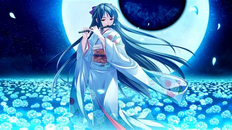 Anime On by 2048x1152 Wallpaper Zerochan Anime Image Board