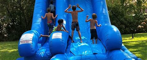 backyard water party ideas backyard water slide party outdoor furniture design and