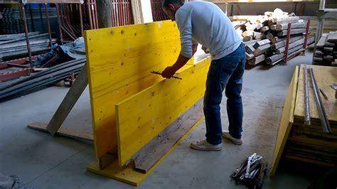 come si costruisce un armadio a muro come si costruisce un muro in cemento armato
