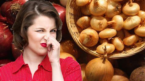 smells bad seven foods that make you smell bad