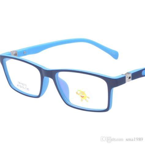 2016 new boys tr90 eyeglasses frame boys