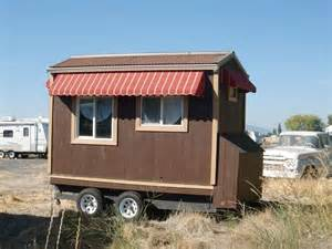 tiny home trailer concession trailers as tiny houses
