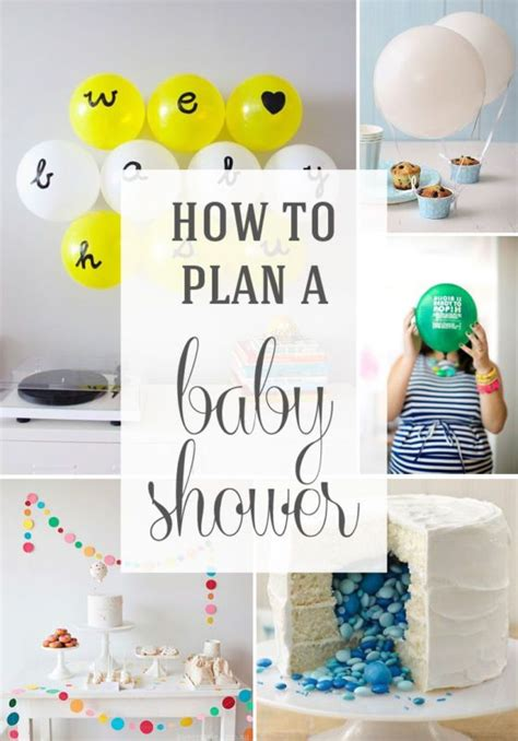 How Many Do You Invite To A Baby Shower by Planning A Baby Shower Baby Showers And Showers On