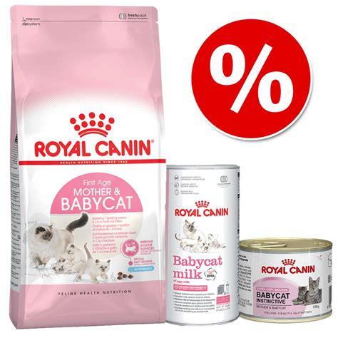 Paket Cat And royal canin babycat paket babycat paket