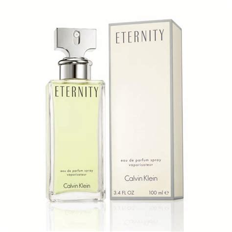 Ck Eternity 100ml ck eternity by calvin klein 100ml edp perfume