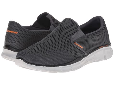 Skechers Equalizer Play 95488l Charcoal Black etounes gt skechers equalizer photogenic charcoal womens shoes