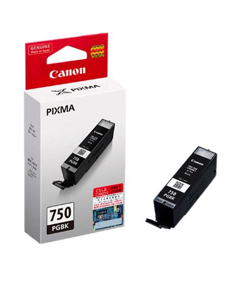 Canon Pgbk Ink Catridge Pgi770 canon pgi750 pgbk ink cartridge black buy canon pgi750