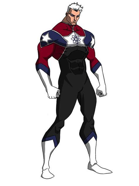 captain atom dawn  injustice injustice fanon wiki fandom