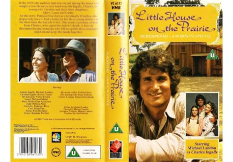 Little House On The Prairie Remember Me 1975 On Video Collection United Kingdom